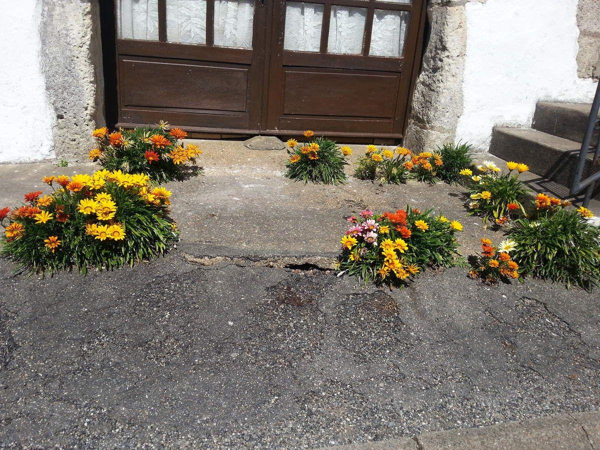 Rando Hastingues Abbaye d'Arthous 14 mai 2017