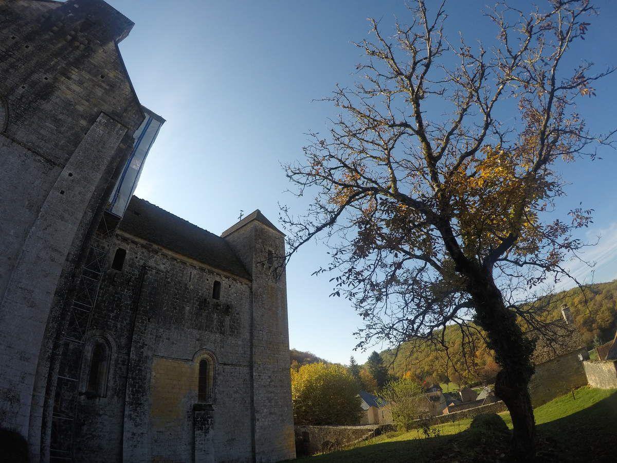 Saint-Amand de Coly en Vidéo HD