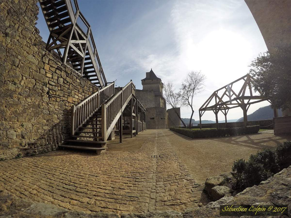 Photos prises avec GoPro Hero 4 siver mode médium
