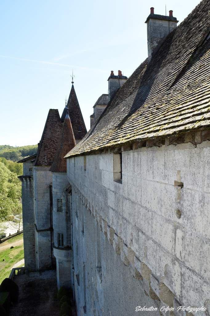 Château de Château-l'Evêque en Dordogne