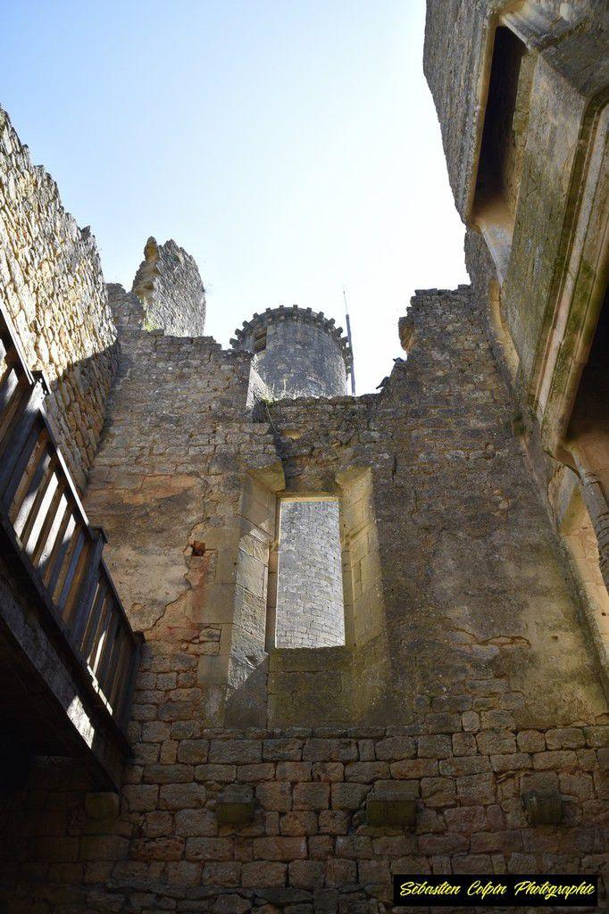 Le Château de Bonaguil, une forteresse de légende