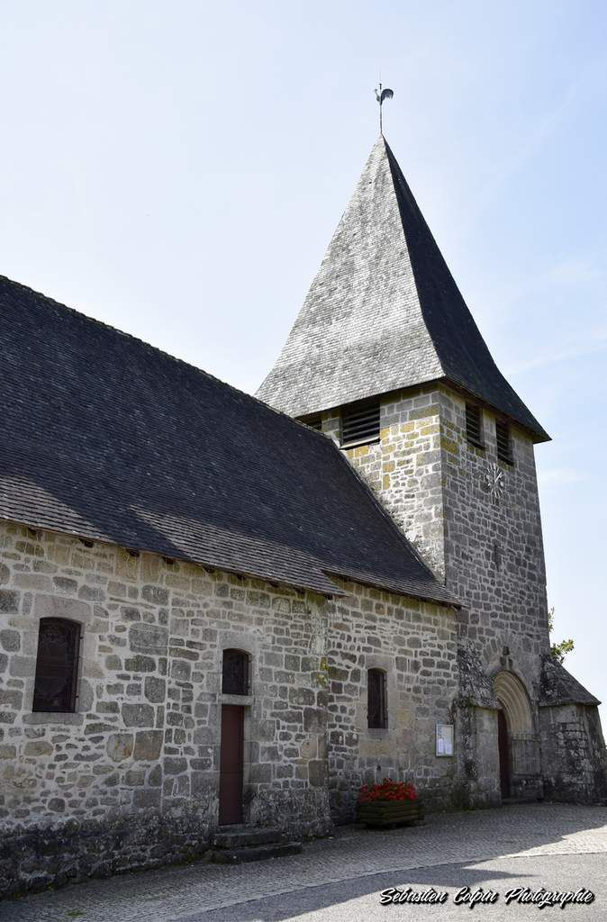 Saint-Augustin en Corrèze, une jolie et très ancienne commune