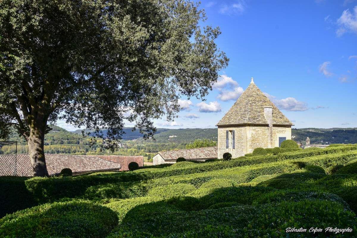 Les jardins de Marqueyssac à Vézac en Dordogne