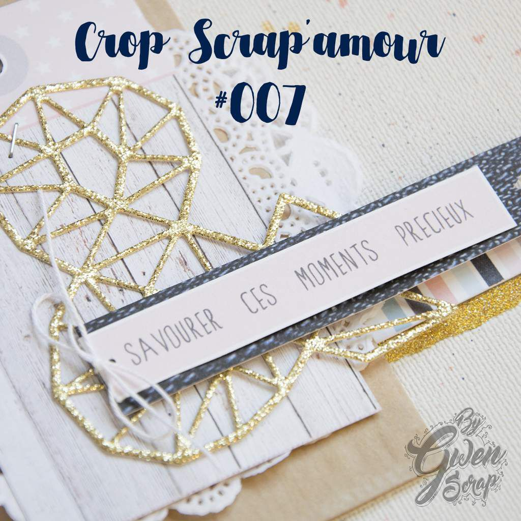 Info Crop {Crop Scrap'amour #007}