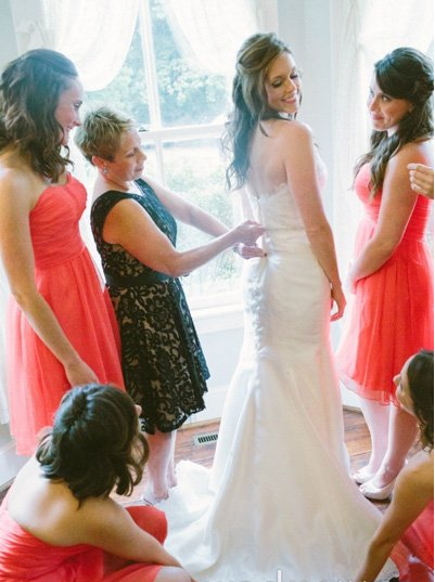 Skills of buying bridesmaid dresses