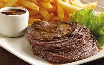 Menu repas de no l - Menu buffalo grill tarif ...
