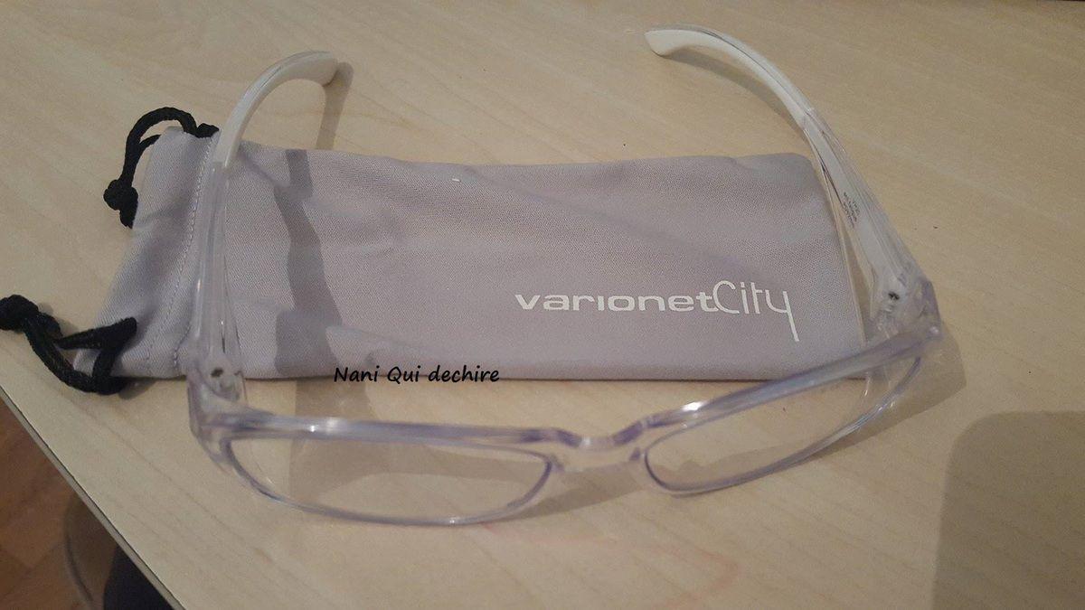 Les lunettes repos Varionet - Antifatigue Glasses