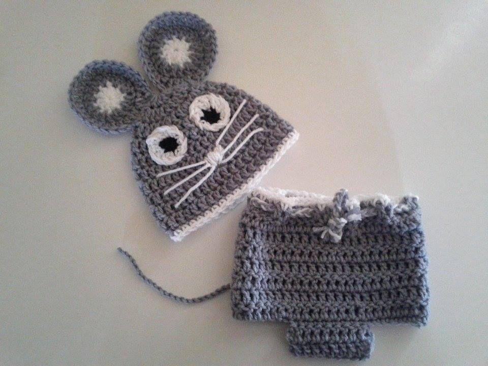 La Lutine Crochetine - créations crochet et tricot à la demande =)