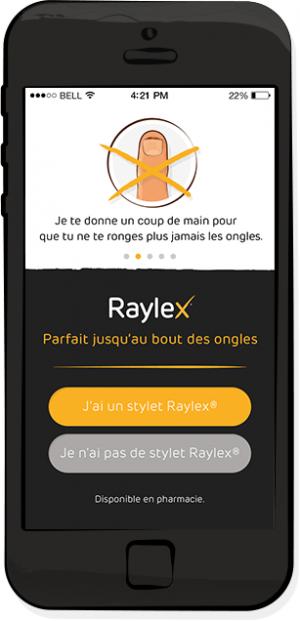 RAYLEX, stop aux ongles rongés, test