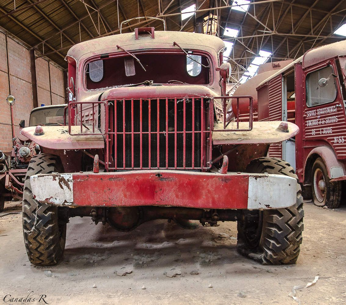 The abandoned fire brigades