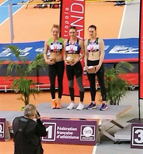 Laura Championne de France !!!