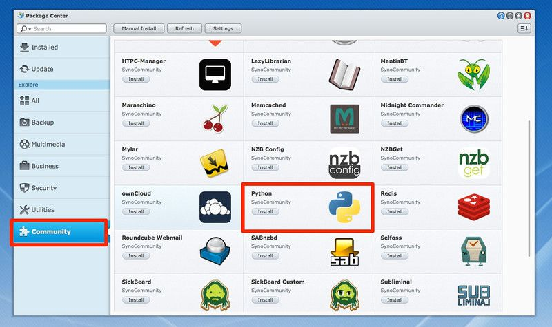 Installez Plex Media Server sur votre NAS Synology et Apple TV
