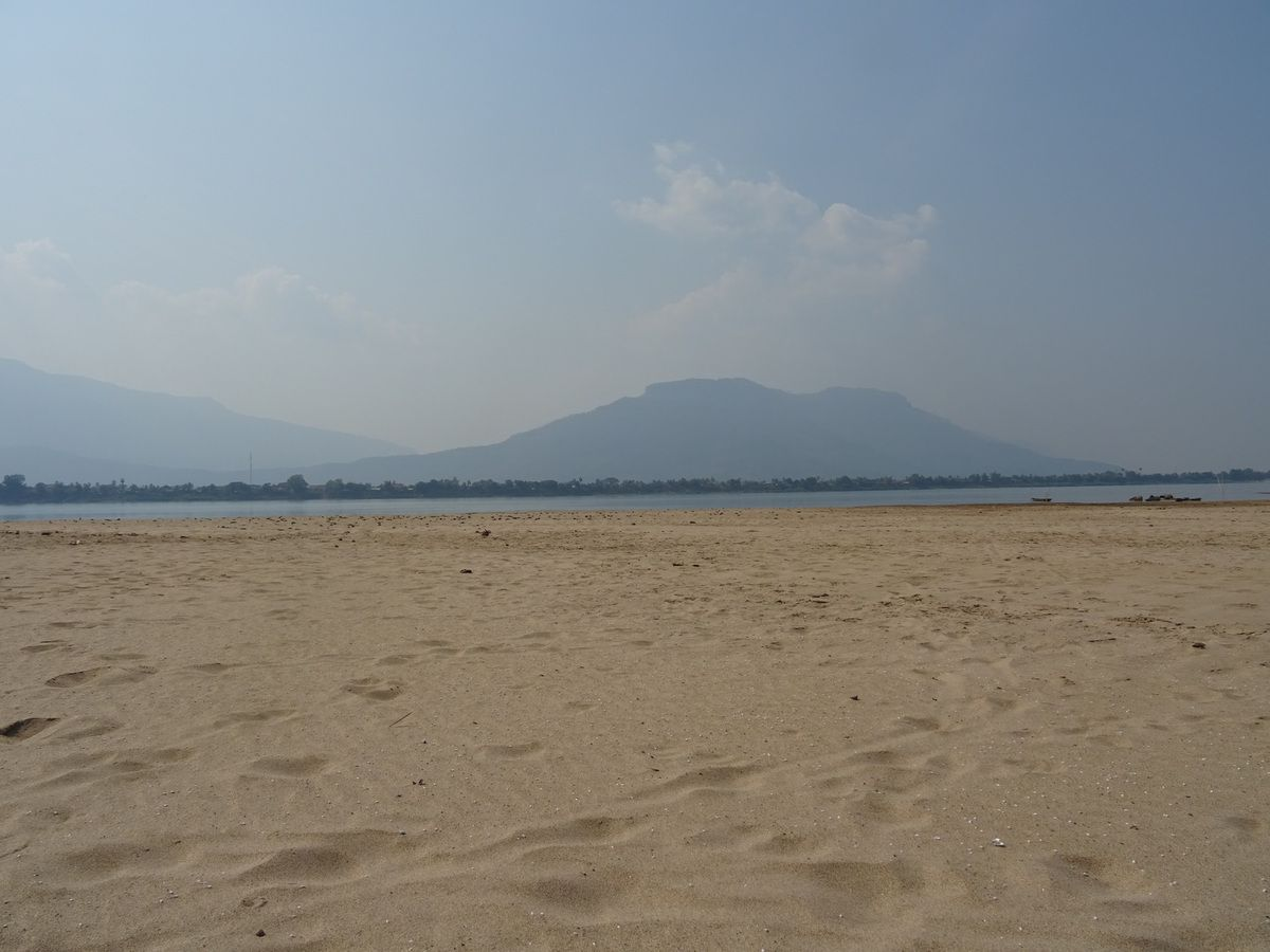 Champasak et le Wat Phou