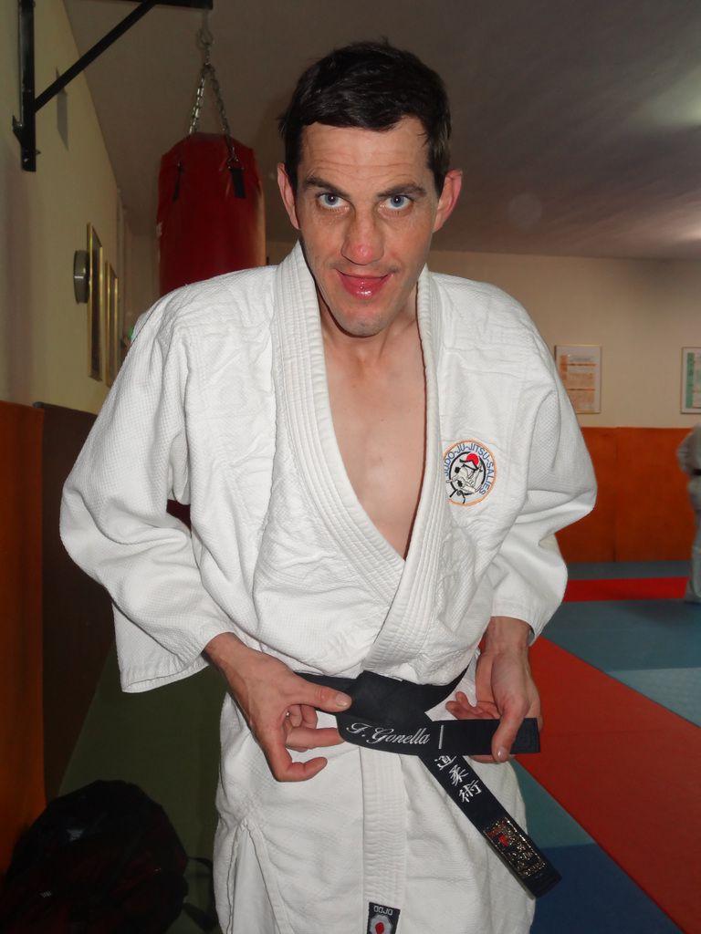 Les Boussinois étaient présents au Stage proposé par l'école de judo salisienne avec Sensei Yves Sempé 6ème Dan