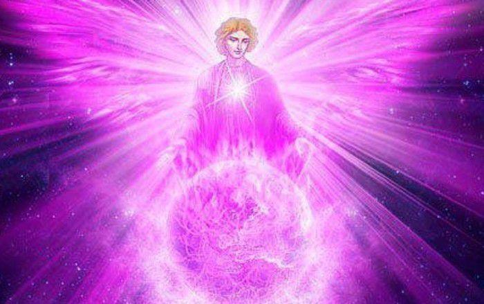La Flamme Violette de Transmutation