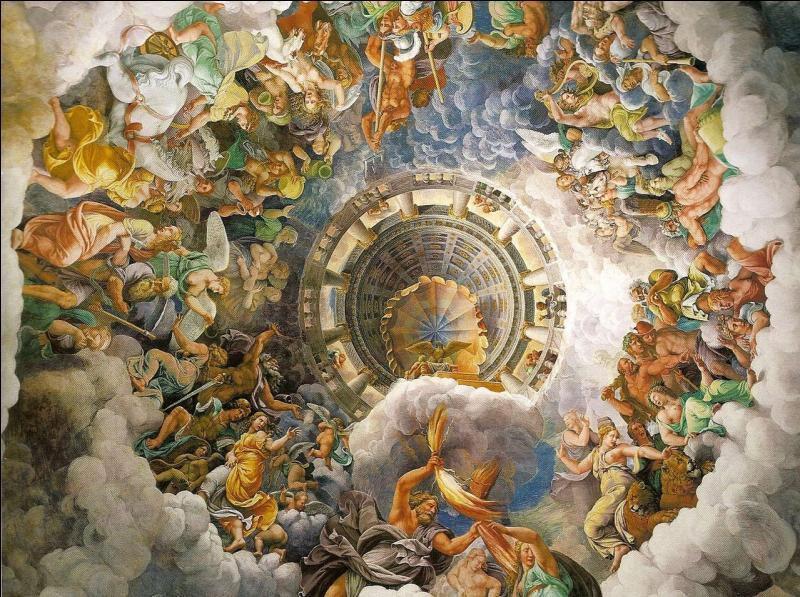 Les Rayons des Divinités