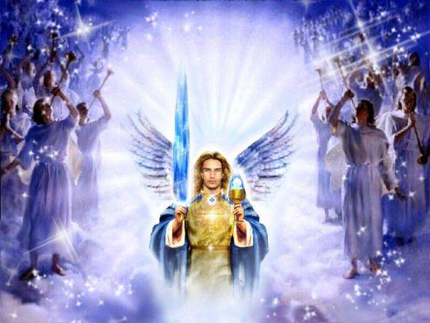 L'ultime ronde des Archanges ( MIKAËL )  October 24, 2016