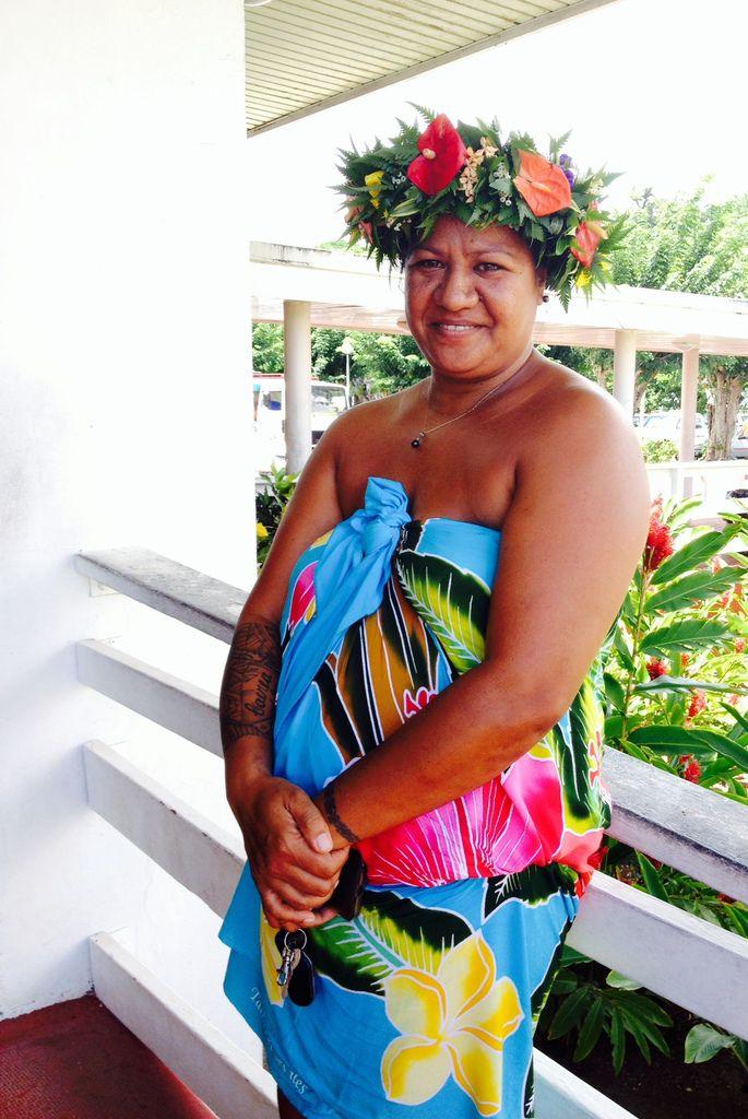 la vraie polynésienne !