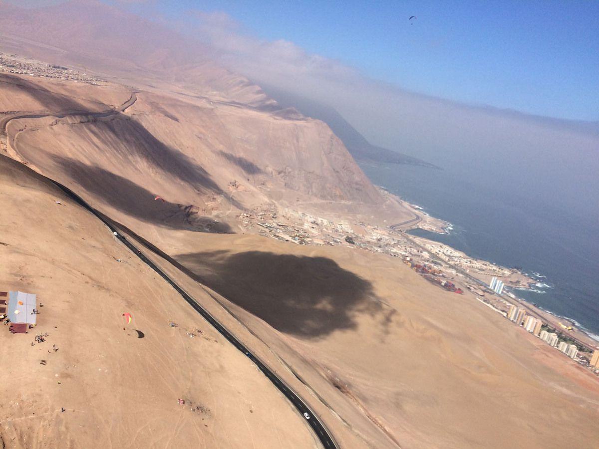 Iquique et Arica
