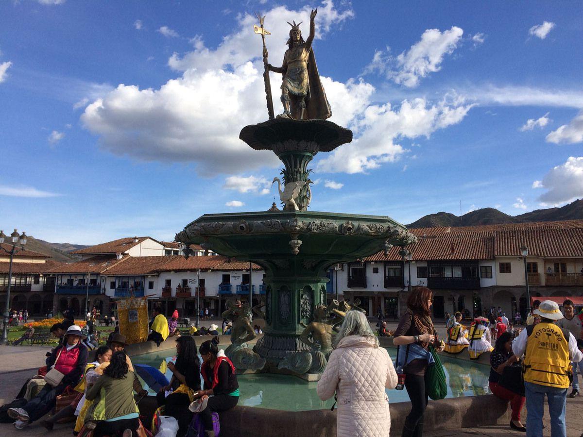 Cusco, Machu Picchu
