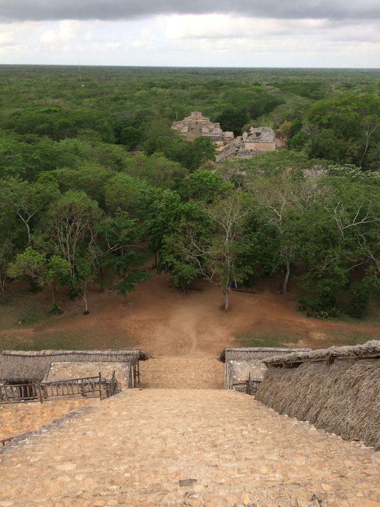 Le Mexique, Yucatan