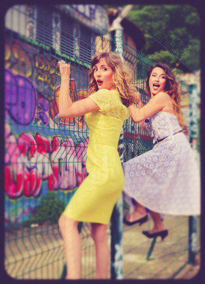 Les Manhattan Sisters