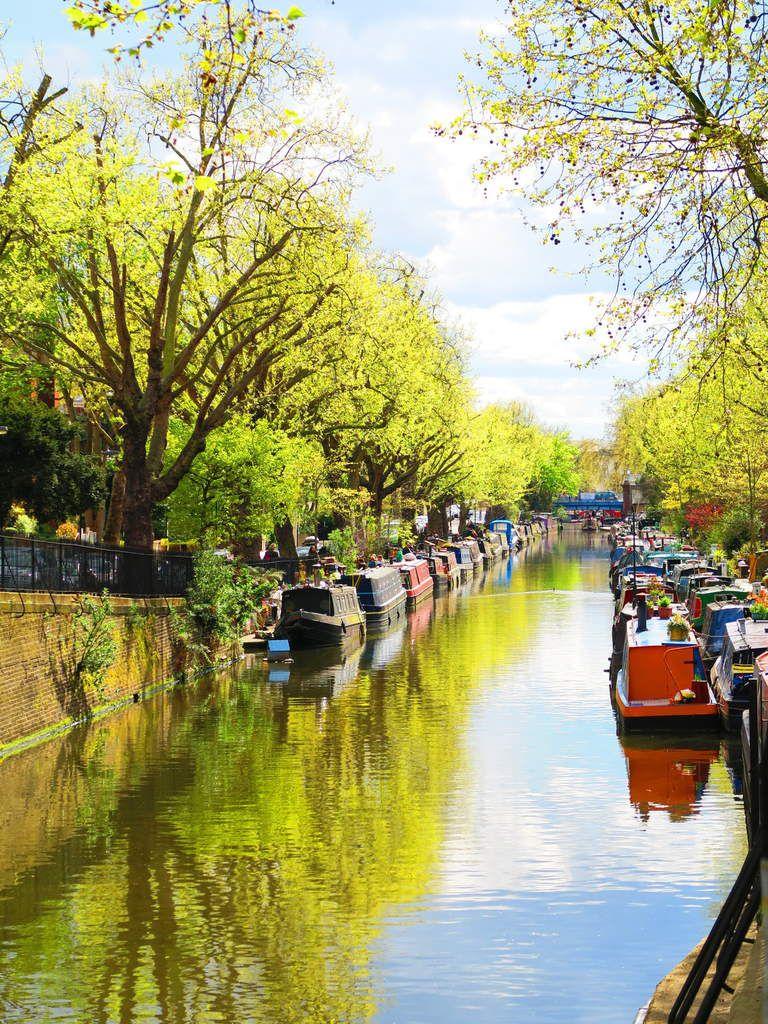 Little Venice dans Londres, Canalway Calvacade