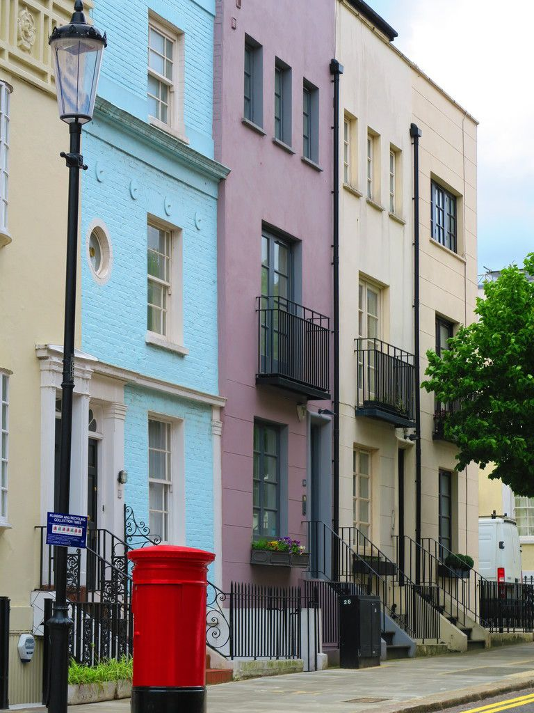Portobello Road ... Notting Hill