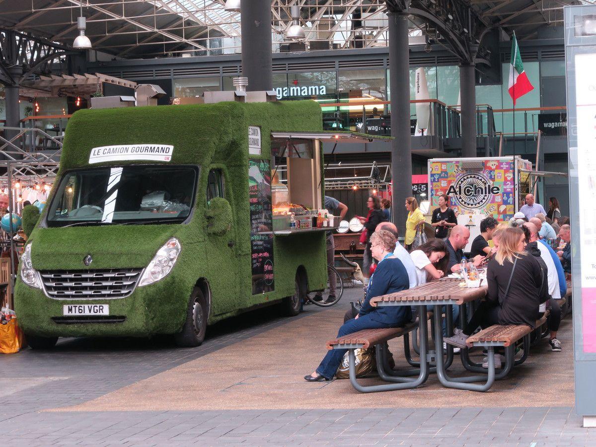 Old Spitalfields Market, E1