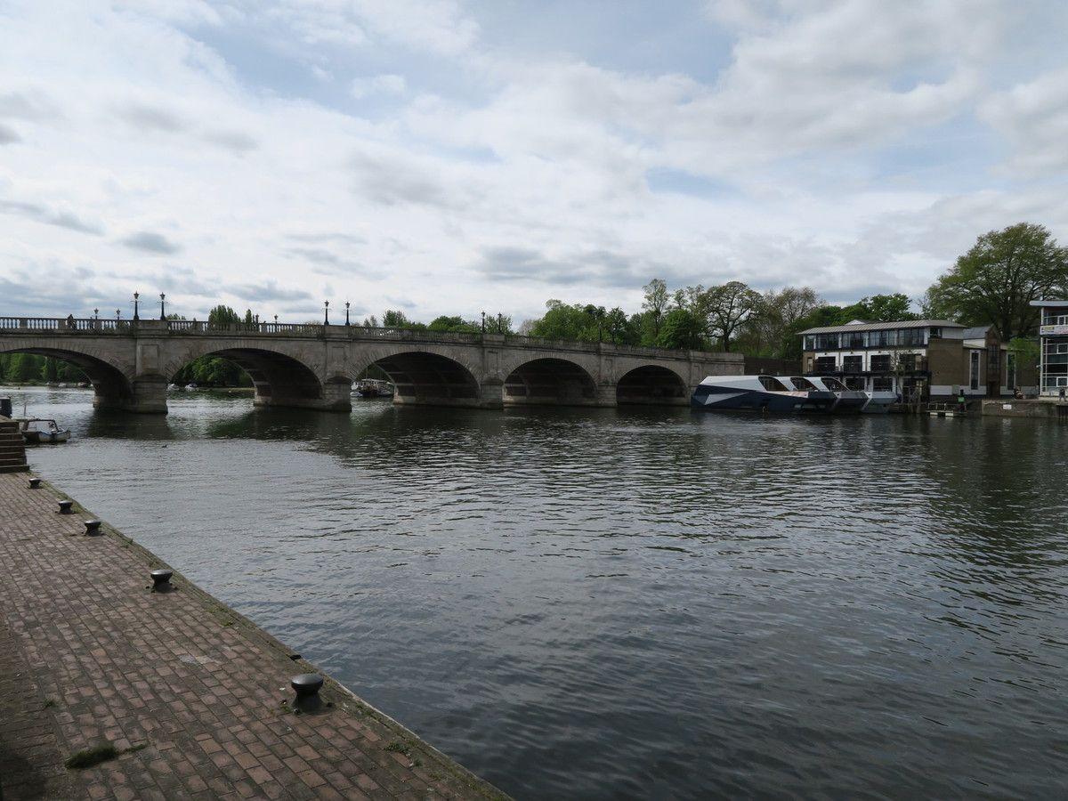 Richmond Bridge à Kingston