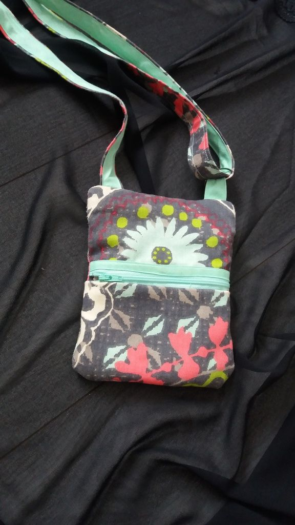 TUTO COUTURE : SAC A BANDOULIERE REGLABLE