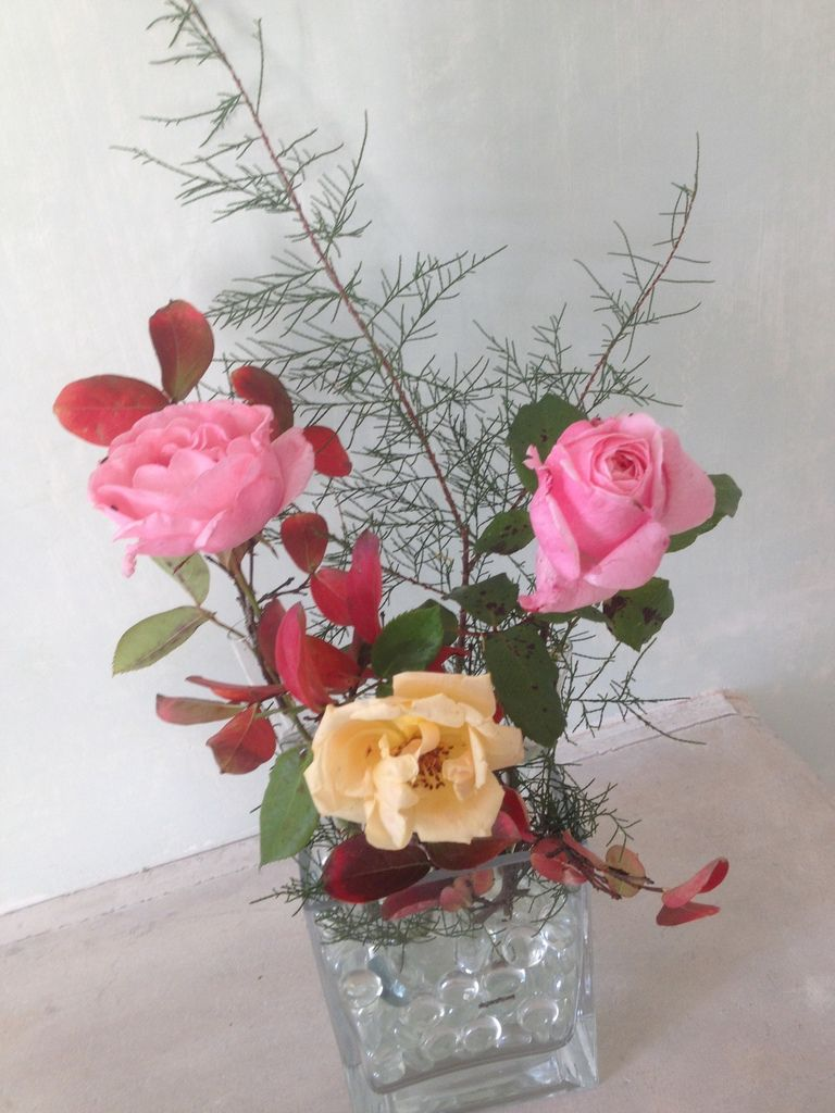 DIY Décoration à base de roses