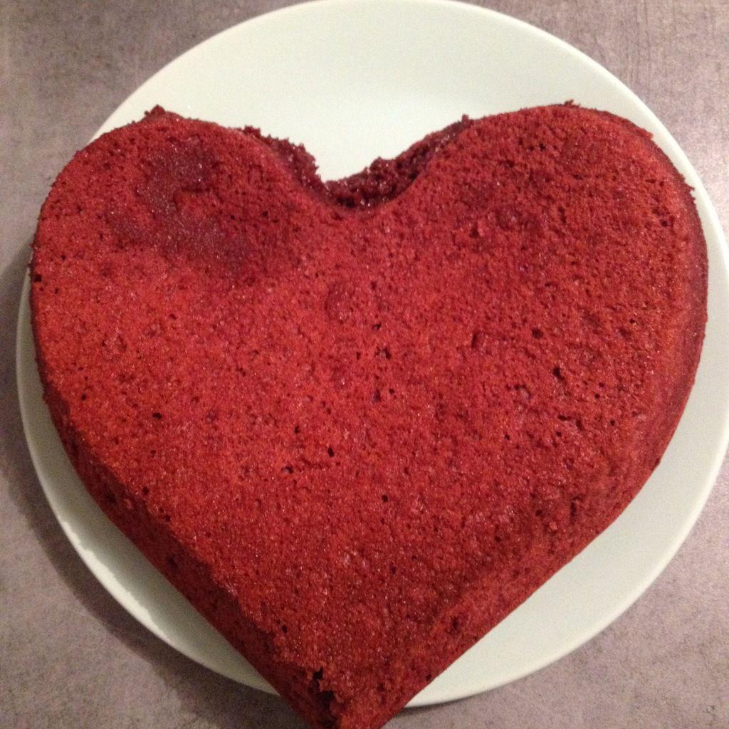 Test Red Velvet Cake Mix
