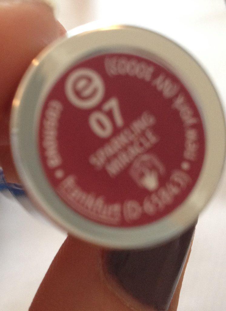 Rouge à lèvres Essence : makeup à petits prix mon avis