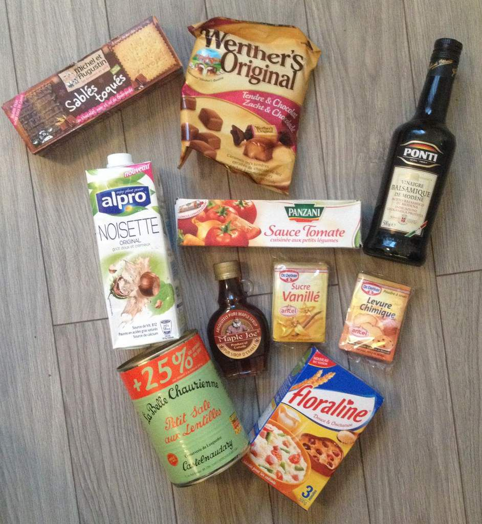 Dégustabox : test de la box gourmande