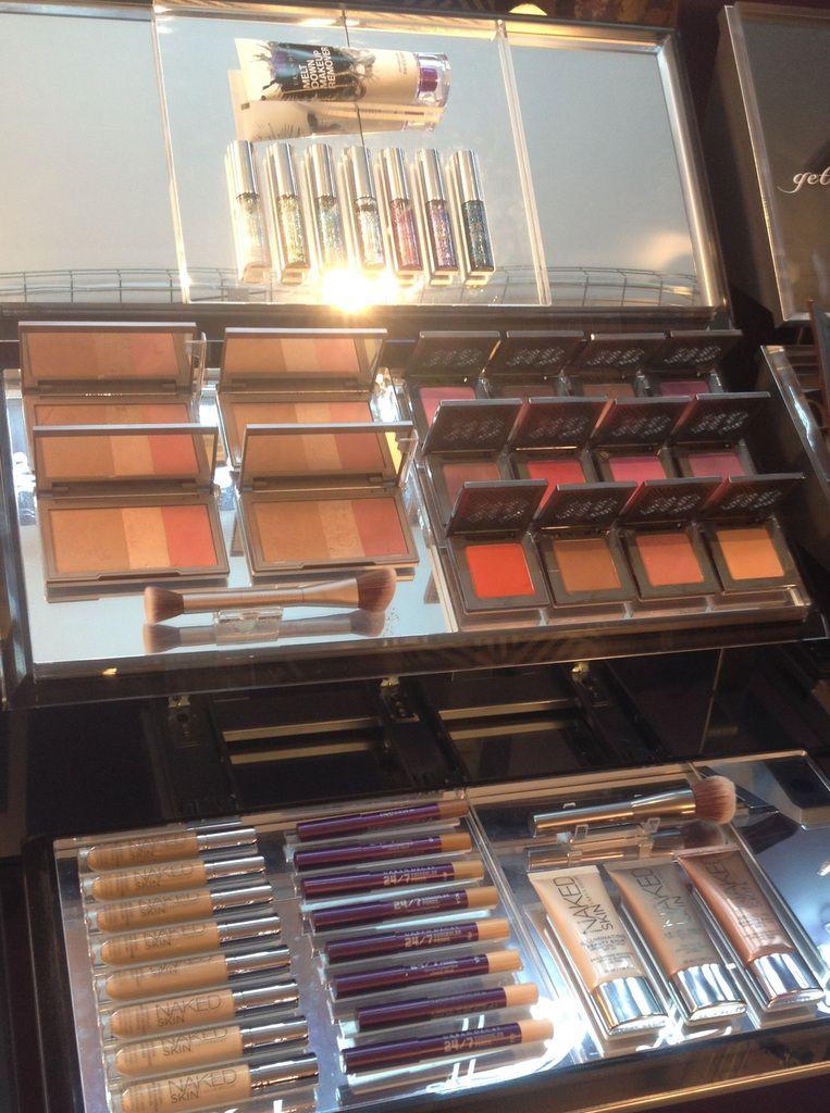 Cours de maquillage /regard smocky intense : MasterClass Urban Decay