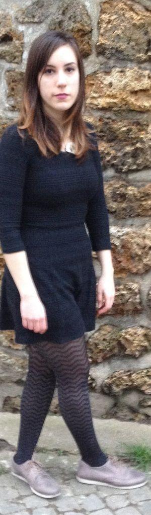 Rouge à lèvres la petite robe noire de Guerlain