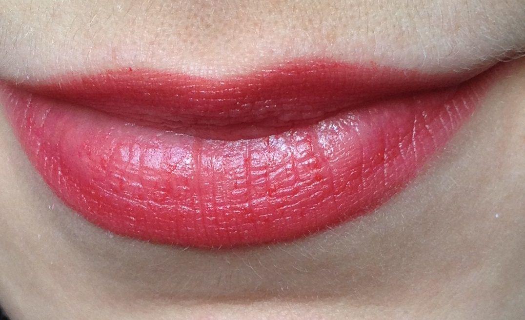 Rouge à lèvres E.L.F. : makeup à petits prix mon avis #3
