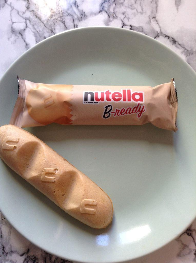 Un nutella B-ready pour le goûter?