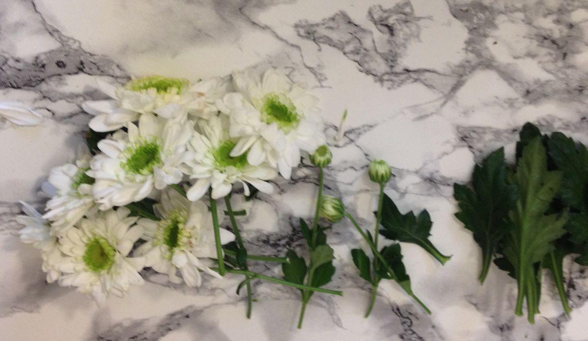 DIY : couronne de fleur pour accueillir le printemps