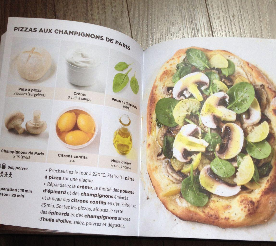 Le Livre De Cuisine Le Facile Du Monde Mon Avis Boogilily