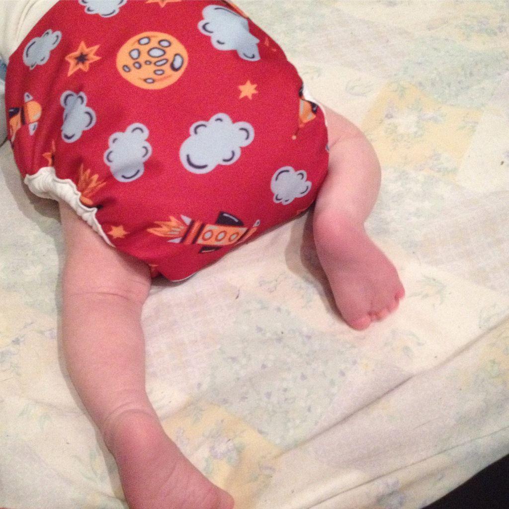 Routine soin pour bébé