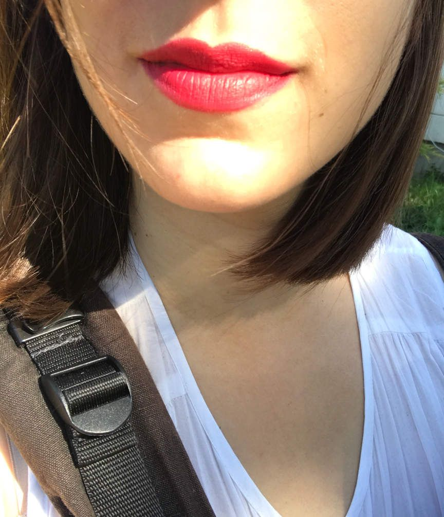Kat Von D : bachelorette, un rouge à lèvres fushia mat mon avis