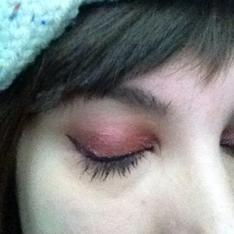 Monday shadow challenge : coquelicot