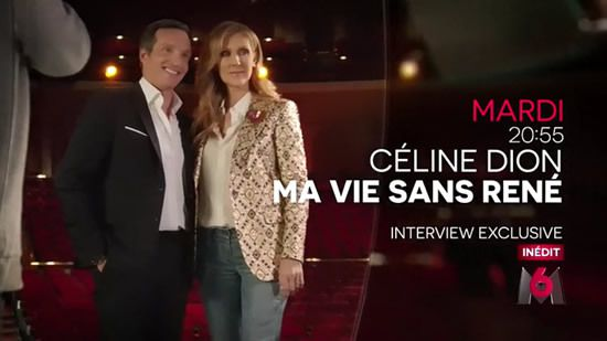 Céline DION -Ma vie sans René-