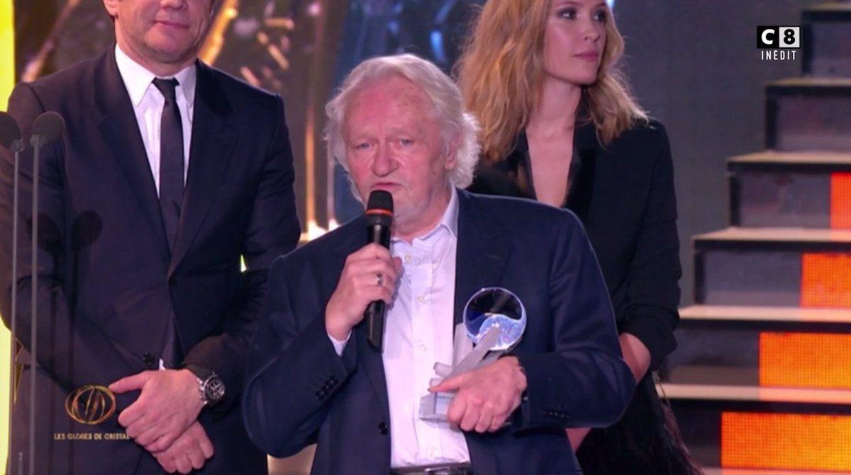 Les Globes de Cristal 2017
