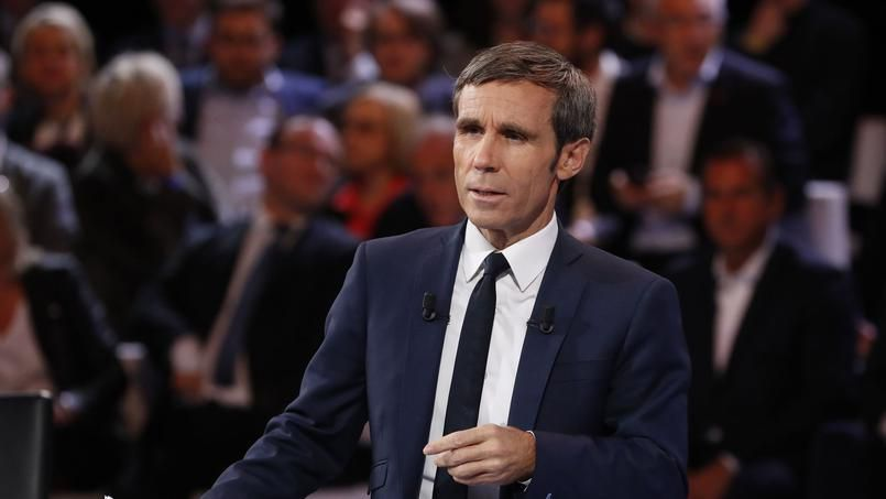 David Pujadas écarté du JT de France 2