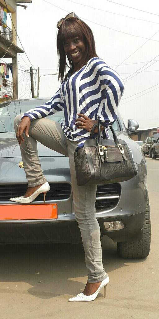 Fashionista in Douala