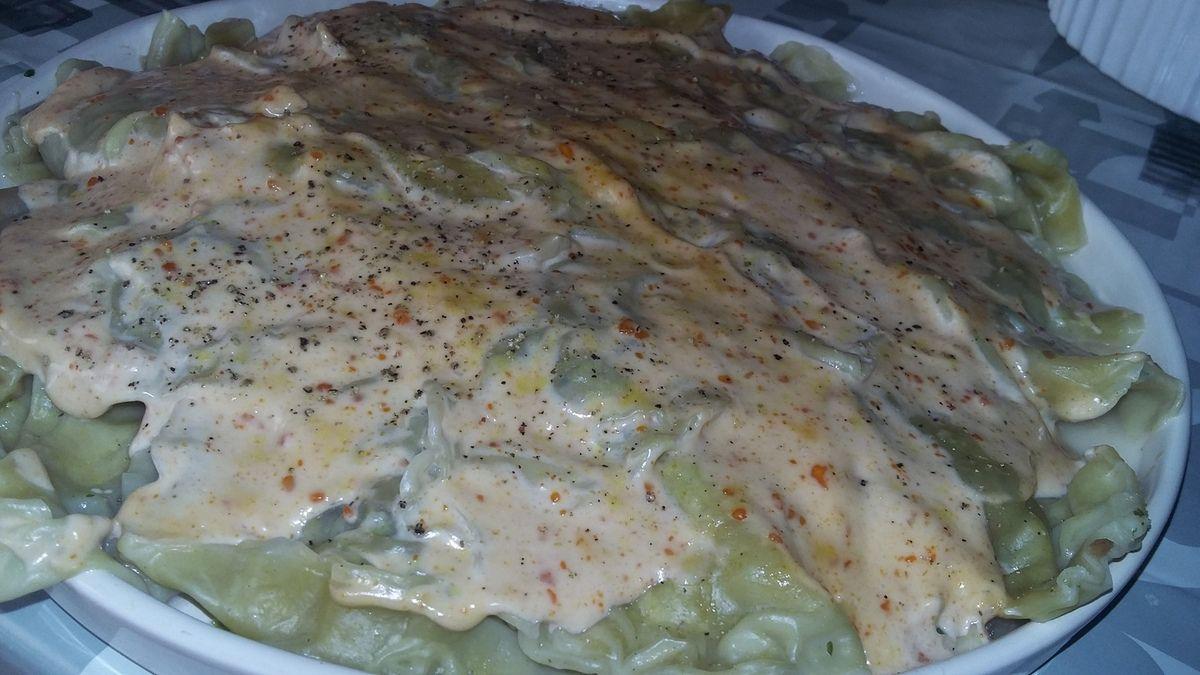 Raviolis wonton aux crevettes
