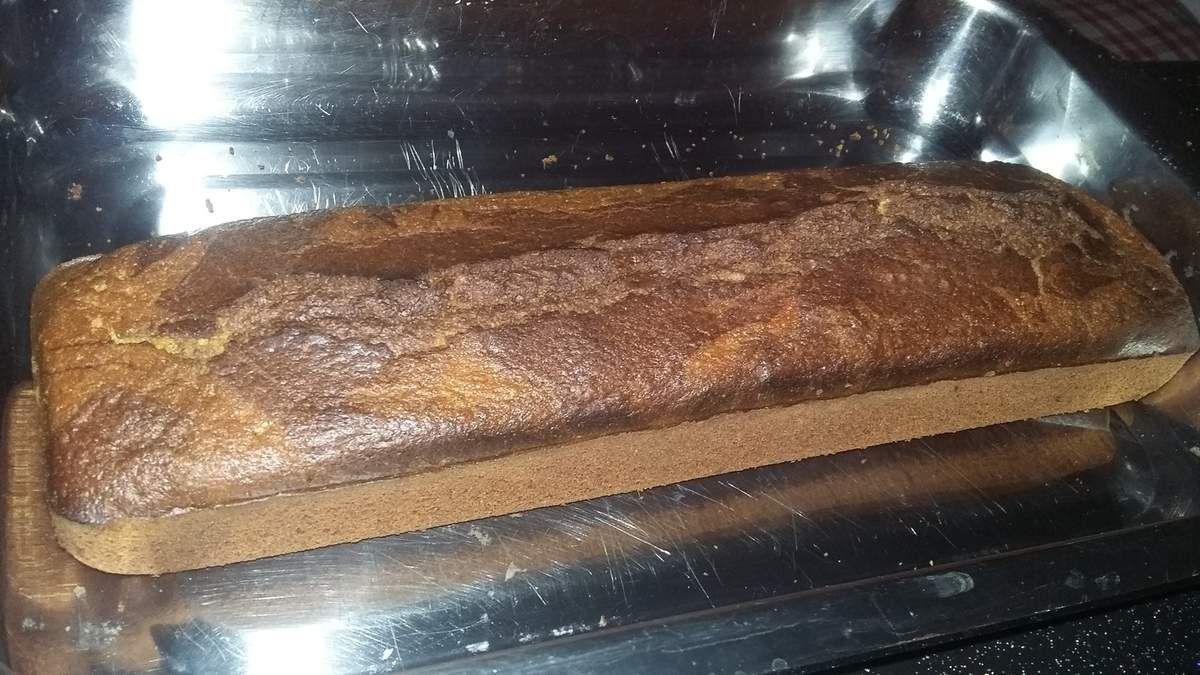 Cake marbré a la courge